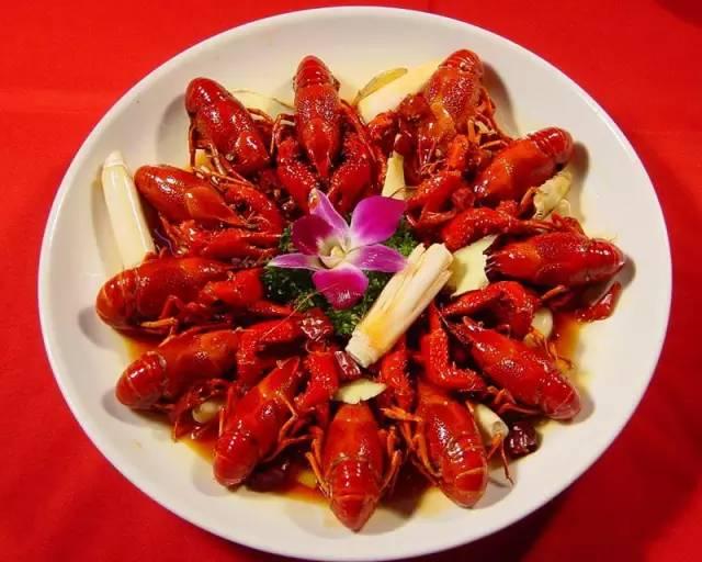 大厨食谱 最馋人的花式小龙虾做法大全
