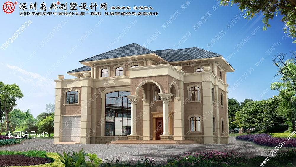 欧式别墅外观设计首层300平方米4399逃脱别墅攻略图片