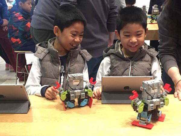 儿童机器人市场怎么样!或许很漫长? 人工智能 第2张