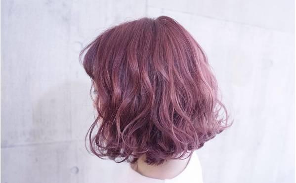 短发和这些渐变染发颜色更配