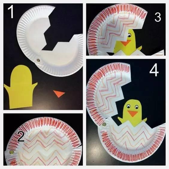 幼儿园3d手工diy制作教程,母亲节必备手工哦!