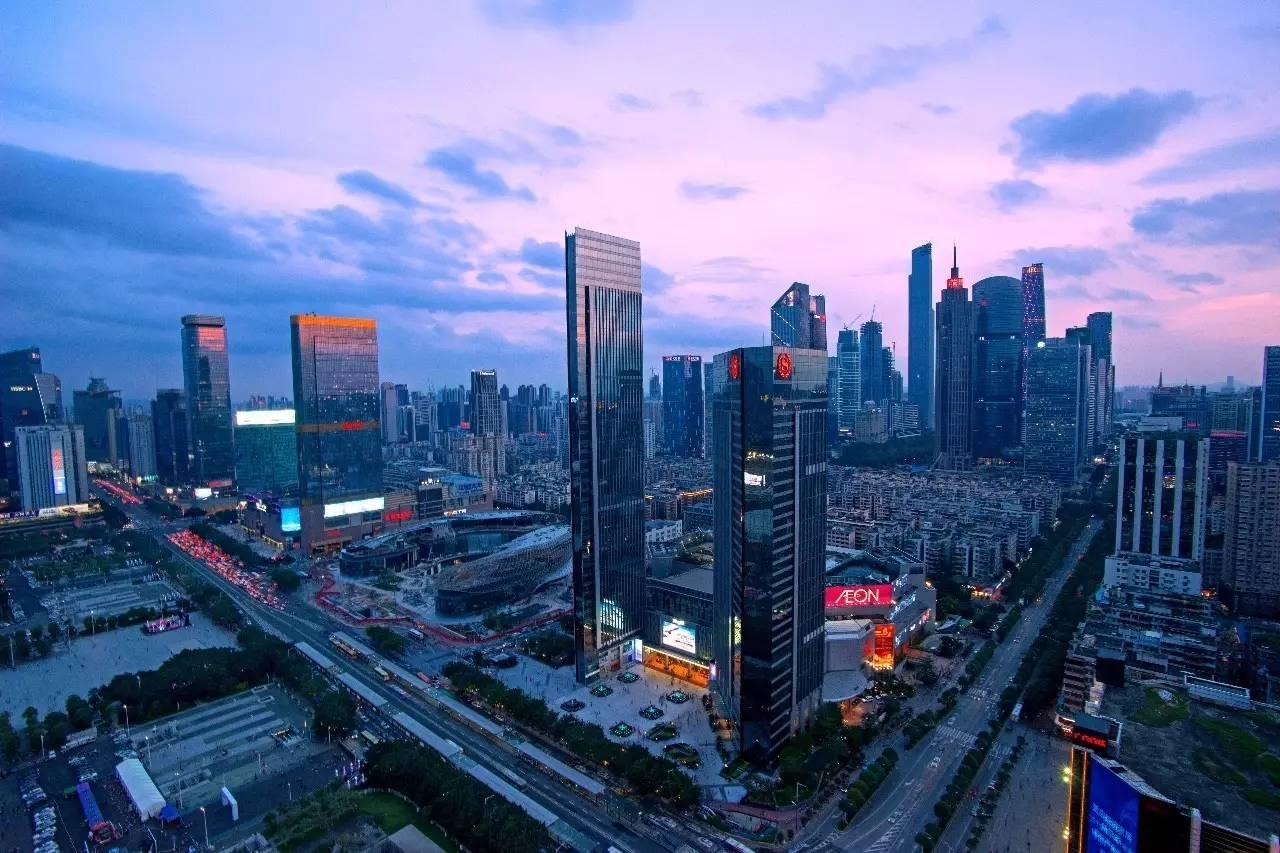 天河gdp_天河GDP居榜首开发区增长最快
