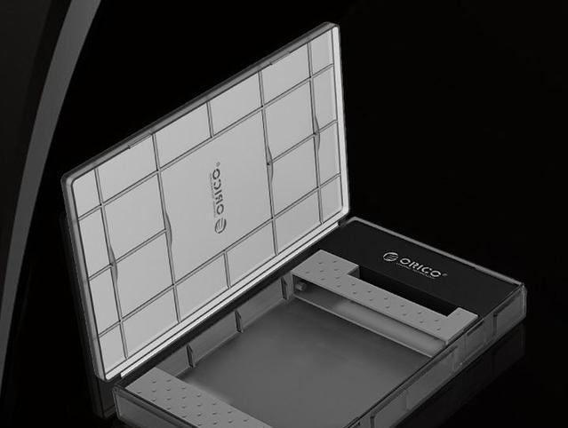 老旧硬盘换发新生?这款小设备起了大用处?