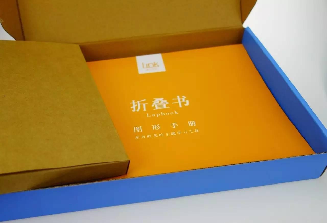 """【折叠书】lapbook——原来小朋友的""""主题式学习""""可以图片"""