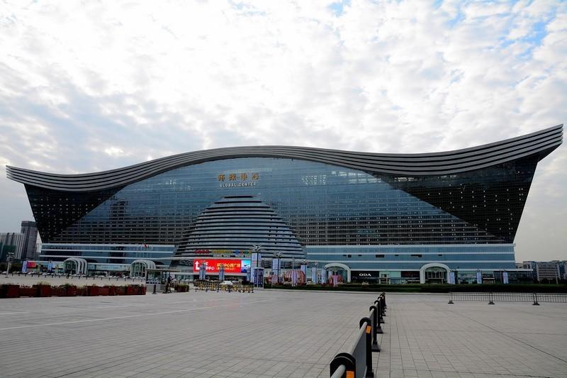 全球最大的单体建筑在成都