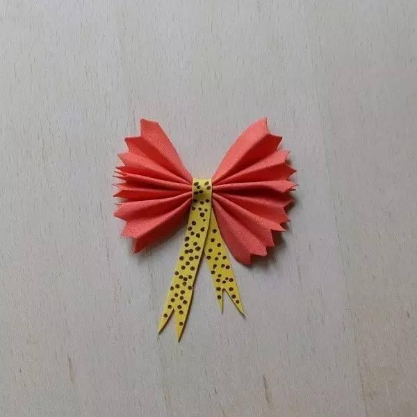 幼儿蝴蝶手工制作花盆