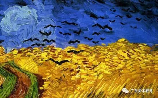 梵高最美的20幅画作