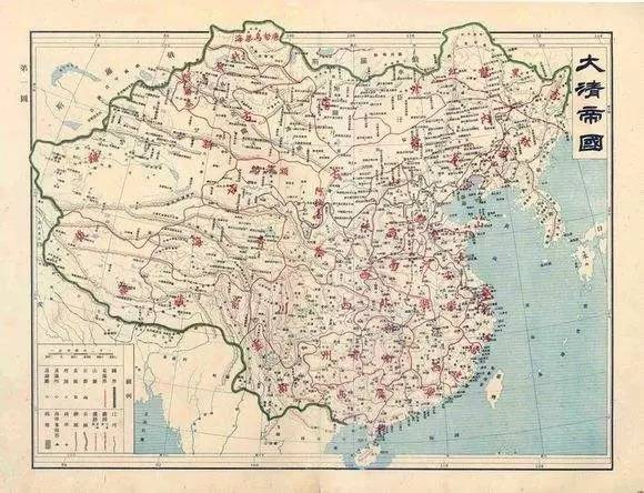 这地方约有100个民族曾是中国领土,却被清朝弄丢了