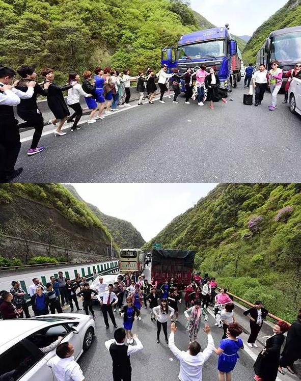 看到西安高速这一幕,日本网友大呼 中国真好,喜欢中国