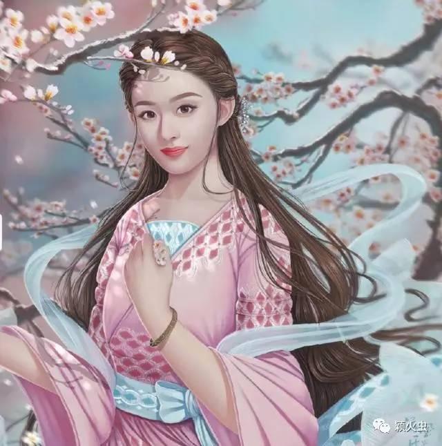 《楚乔传》定档6月5日,最新一波Q版楚乔已上宝龙漫画图片