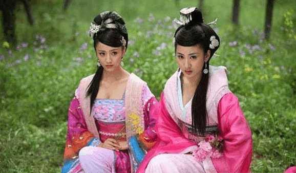 赵氏姐妹 传奇神话般美女, 却是红颜祸水