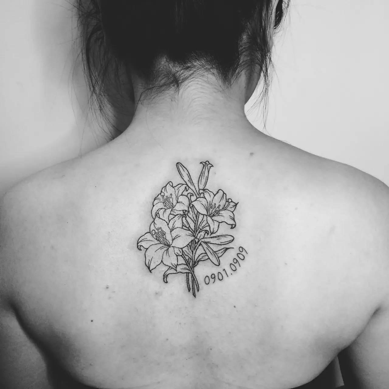 啪秘| 纹身哪有那么多故事,自己喜欢就好图片