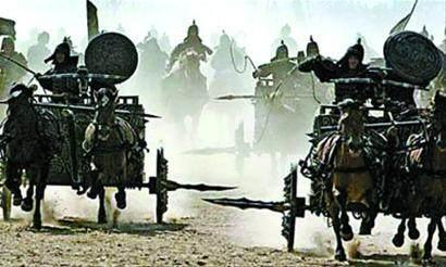 中国历史上一场经典蚂蚁吃大象的战争 历史
