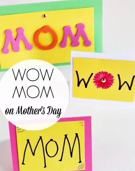 母亲节手工制作大全,早点学会制作送给最爱的妈妈!