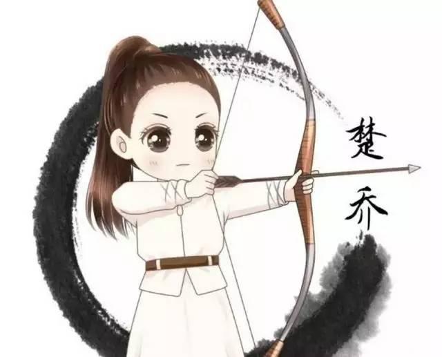 《楚乔传》漫画版出炉,赵丽颖萌出新境界