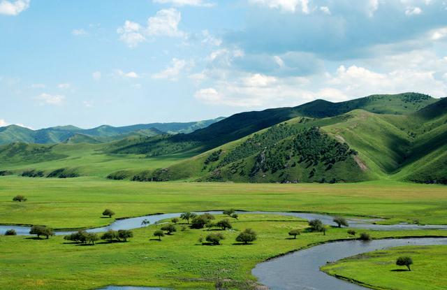 内蒙古阿尔山 新疆可可托海 晋世界地质公园名录