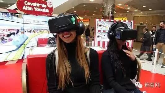 VR技术改变零售业,将是怎样的体验?