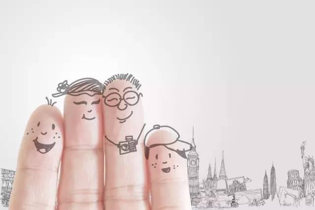 《the finger family》 手指家庭图片