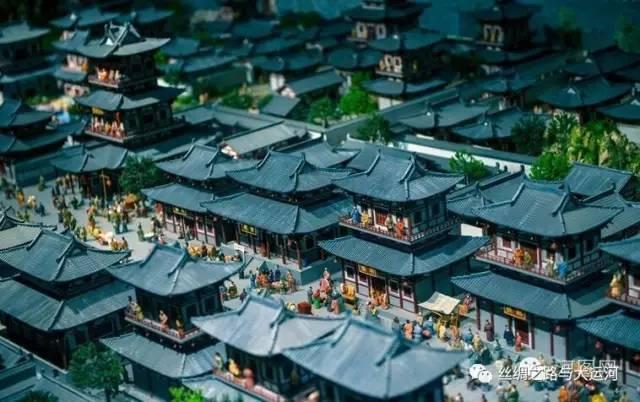 诗句里的洛阳城 依稀见当年气象