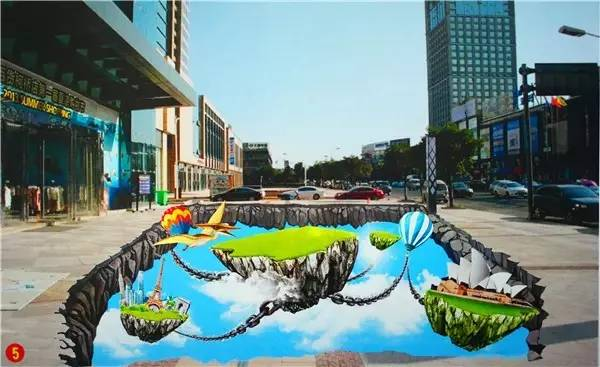 △张家界西街问题相关国际店铺设计图关于艺术涂鸦v问题装修的街区图片