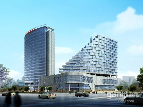 大厦 建筑 平面图 588_441图片