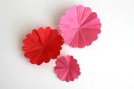 4款漂亮的幼儿园母亲节手工折纸花教程图片