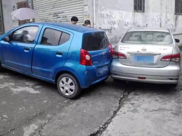 涨姿势!女子下车后被自己车撞,车险赔吗?