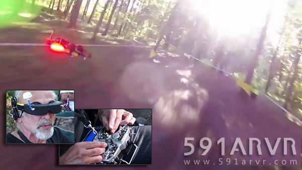 VR+无人机,带给你飞翔在天空中的体验  科技资讯 第4张