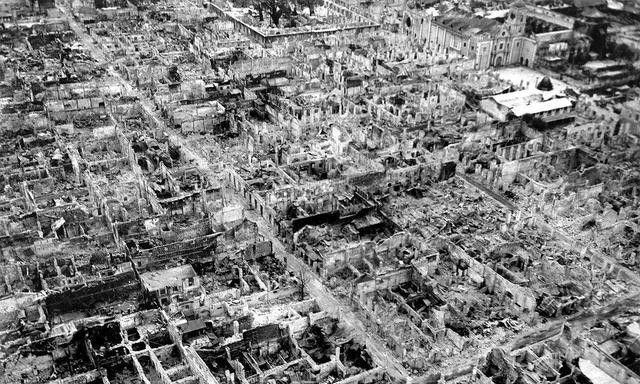 二战日军在菲律宾的暴行(组图)