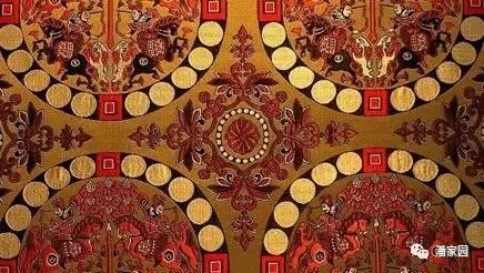 """蜀锦历史悠久,成都""""锦官城""""得名于秦汉时期,秦汉至隋唐时期的锦织品图片"""