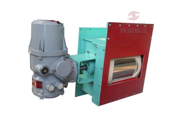 此外,气动开关阀所接的控制信号是气压信号,必须用管子连接,体积较大图片