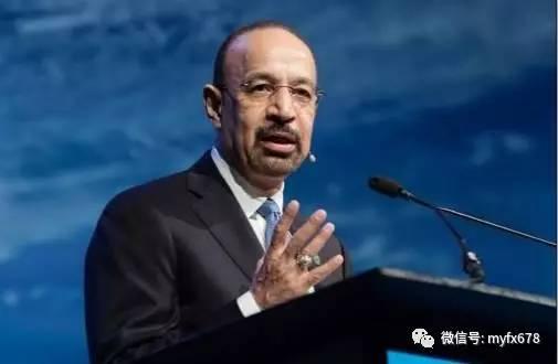 沙特油长:减产或延长至2018年,原油需求要指望亚洲
