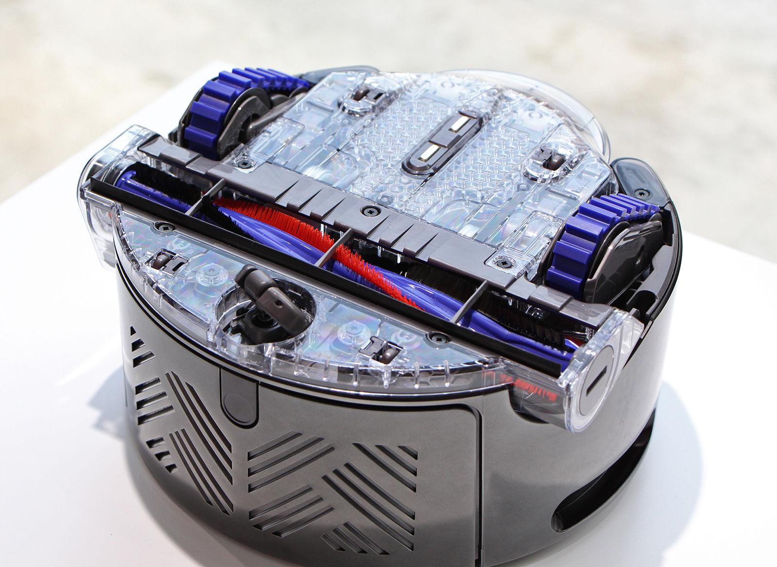戴森 360 Eye 智能吸尘机器人体验 人工智能 第8张