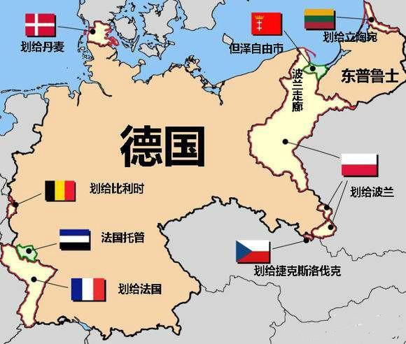 波兰和邻国有何仇恨,为何周边国家都要玩命揍它?