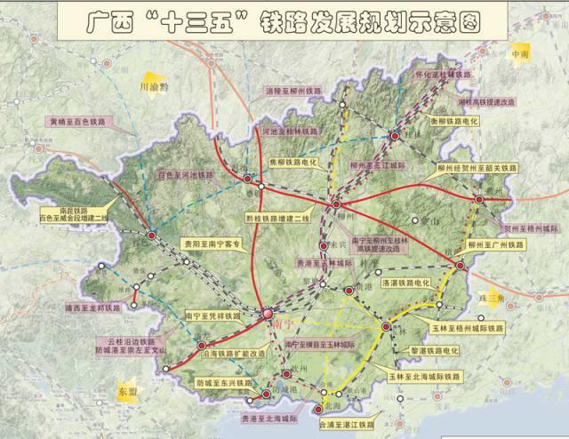 桂林的交通新格局已定,这辐射范围之广!请收苏教版必修五高中图片
