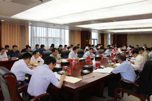 六安叶集区委中心组第十次理论学习 扩大 会议召开
