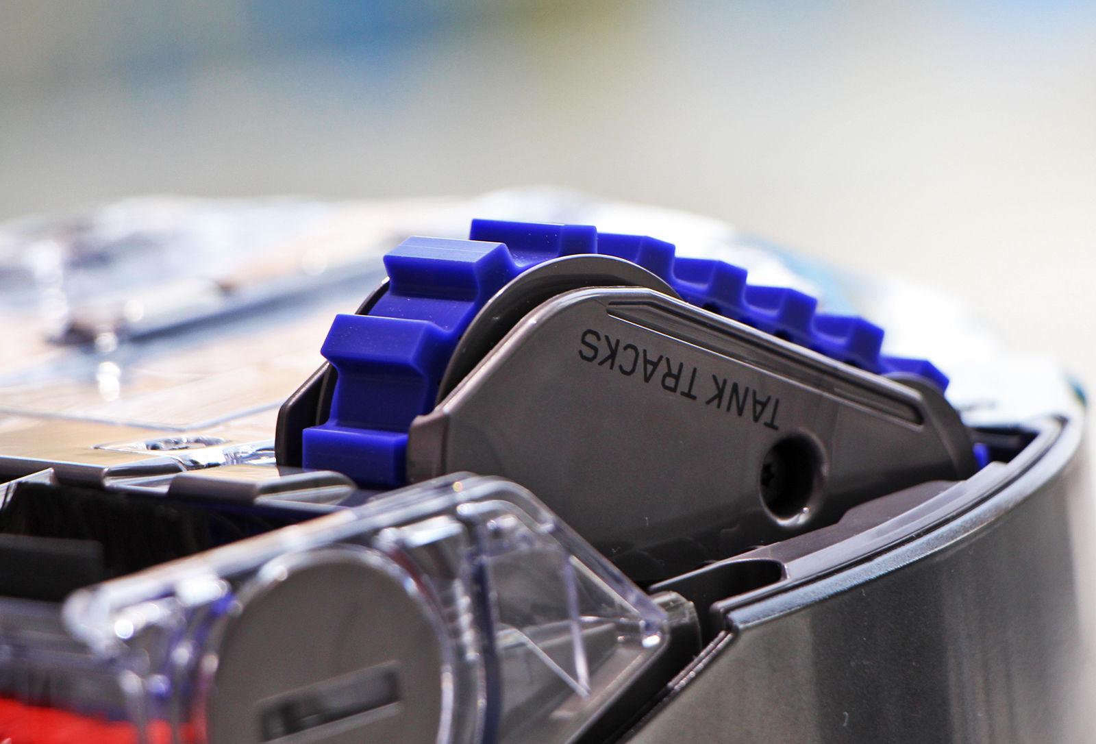 戴森 360 Eye 智能吸尘机器人体验 人工智能 第10张
