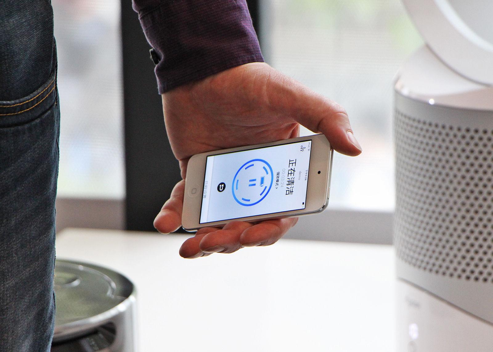 戴森 360 Eye 智能吸尘机器人体验 人工智能 第13张