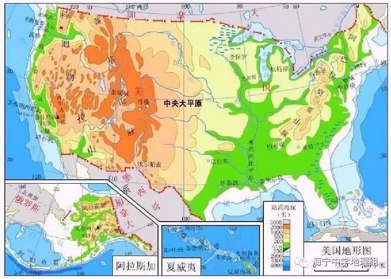 美国大平原是平原吗