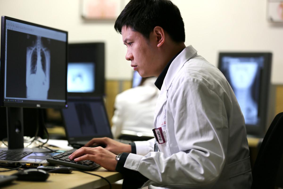 利用人工智能工具诊断肺癌的中国创业公司  人工智能 第2张