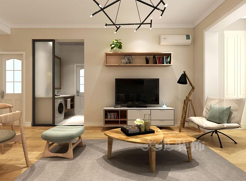 家居起居室设计装修810_598吴华建筑设计部主任图片