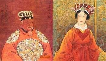 刘邦和朱元璋的共同之处在于都娶了一个旺夫的老婆