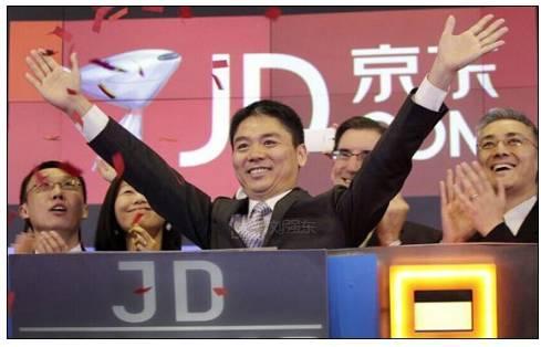 刘强东公司盈利了,转手就买了辆千万跑车送老婆