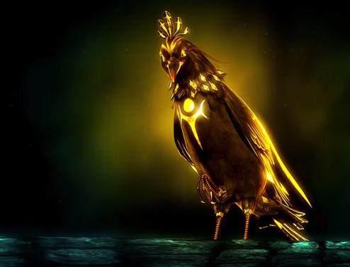 上古神话中的神鸟除了凤凰,金乌,鲲鹏还有哪些?