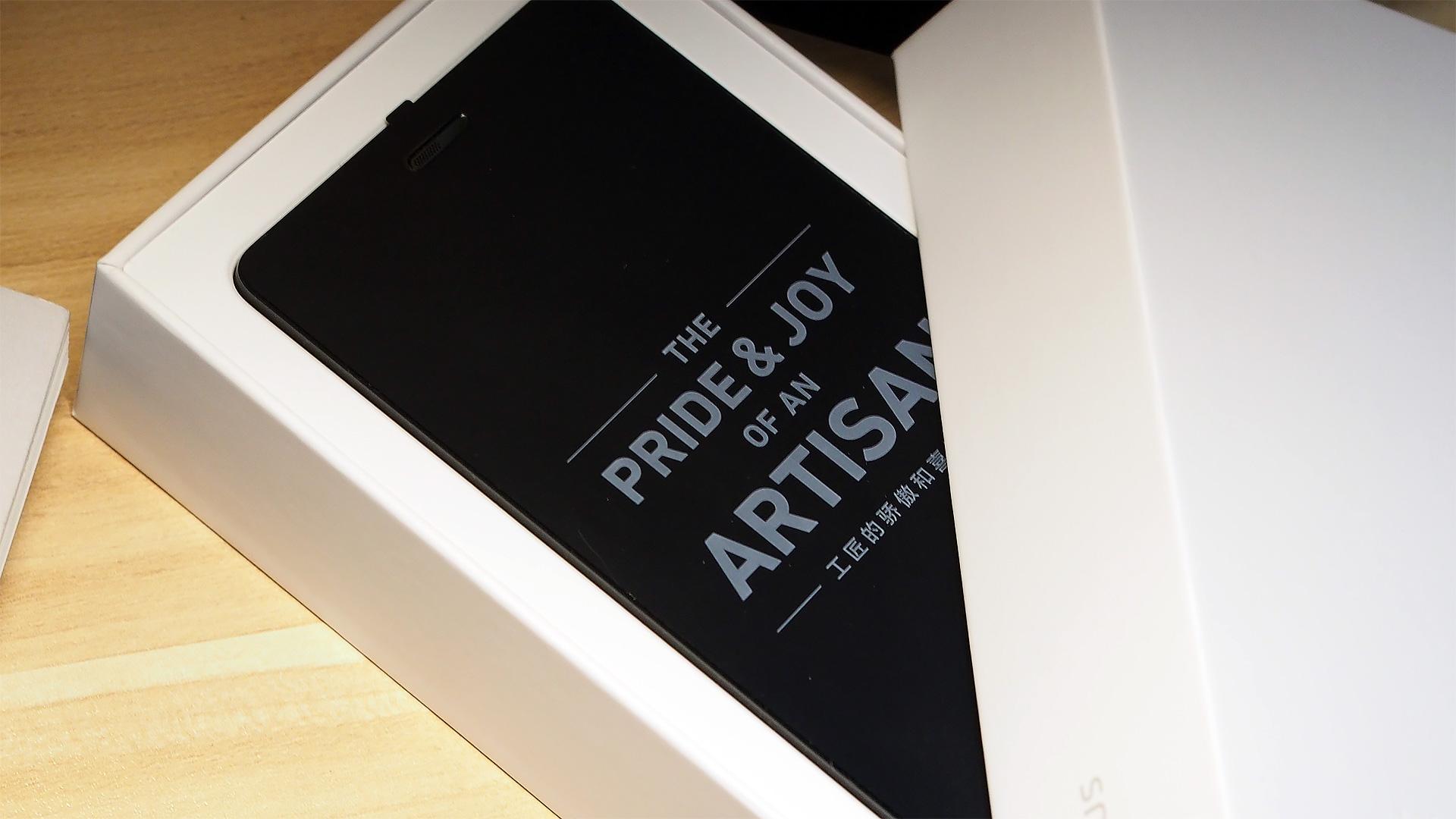 它让老罗哽咽 坚果Pro 128GB零售版开箱简评图片