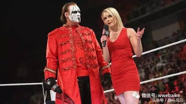 WWE最让迪安安布罗斯头疼的事儿,老婆当年的轻狂