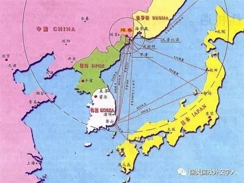 """""""一带一路""""倡议与东北亚区域经济合作存在契合点图片"""
