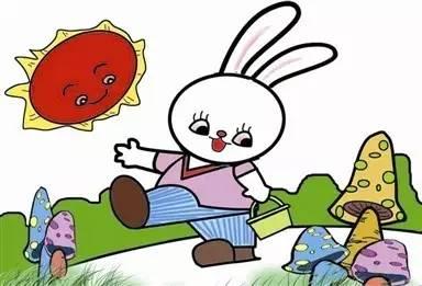 70511期 小兔采蘑菇