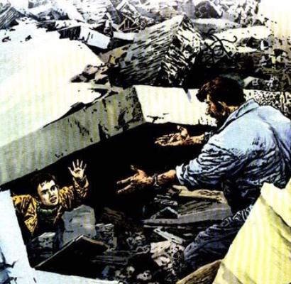 地震中的父与子_i读经典——《地震中的父与子》