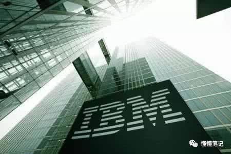 "【JMedia】巴菲特清仓IBM的背后:战略领先十年 模式"""